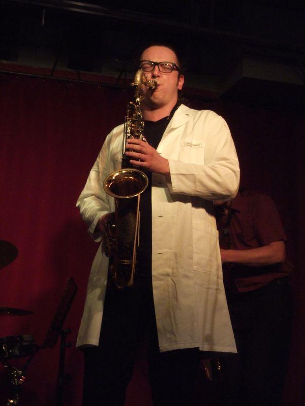 Gentle Horns live Mikado Karlsruhe 2013 - Alexander Kropp